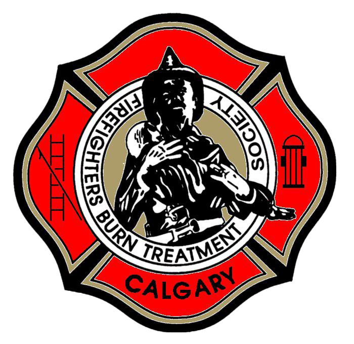 Calgary Firefighters Burn Treatment Society Logo